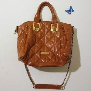"""Steve Madden"" Brown Leather Tote Bag 👛"